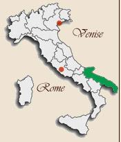 Carte Italie Ostuni.Ostuni