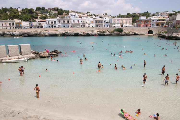 Salento coast : S Maria al Bagno - Porto Cesareo
